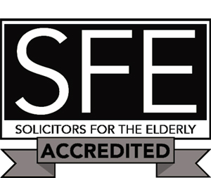 Solicitor for the Elderly Accredited Logo 2016
